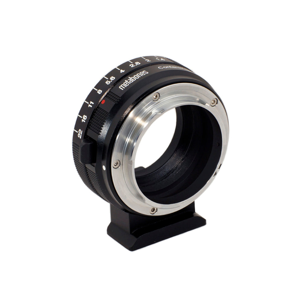 Metabones Contarex to Sony E-mount (NEX) Adapter