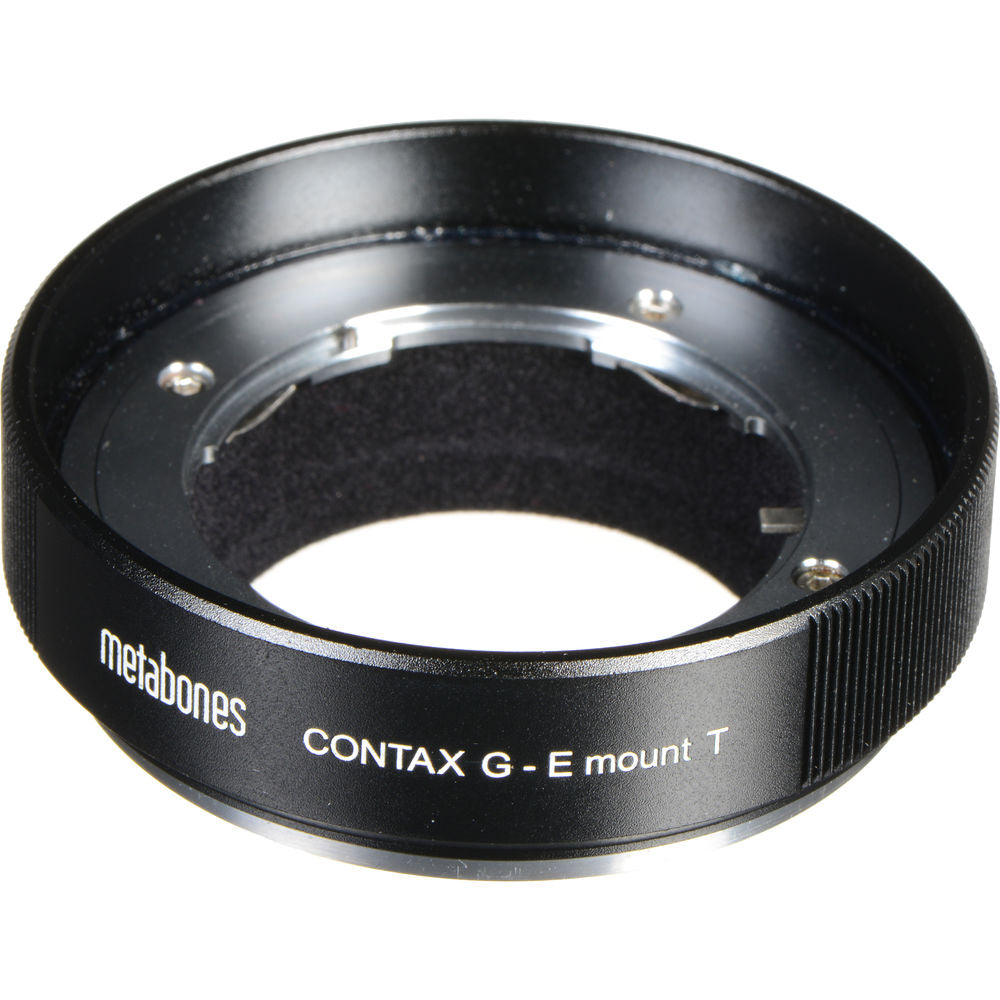 Metabones Contax G Lens to Sony NEX (E-mount) T Adapter