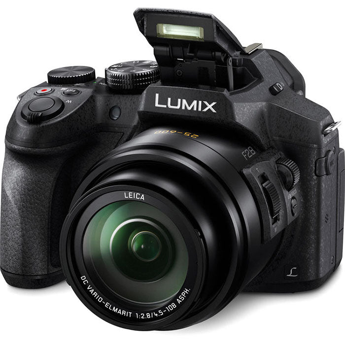 Panasonic Lumix DMC-FZ300EG-K Digitale Camera