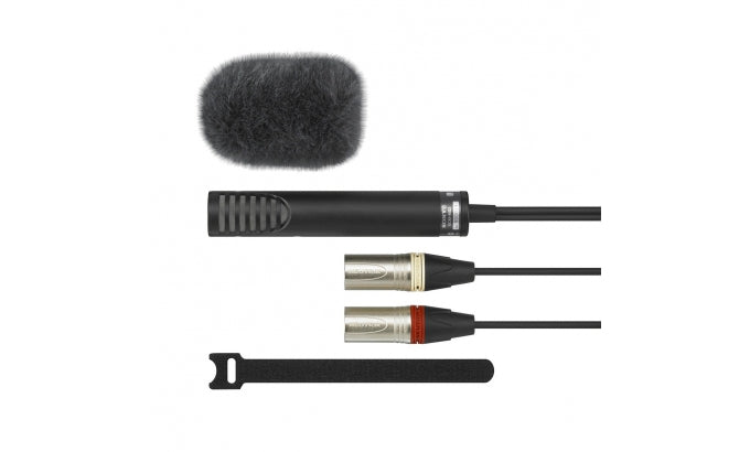 Sony ECM-MS2 Stereo Electret Condenser Microphone