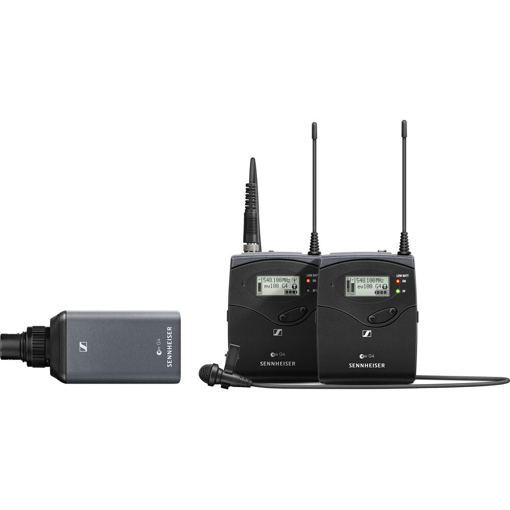Sennheiser ew 100 ENG G4-B Portable Wireless Combo Set