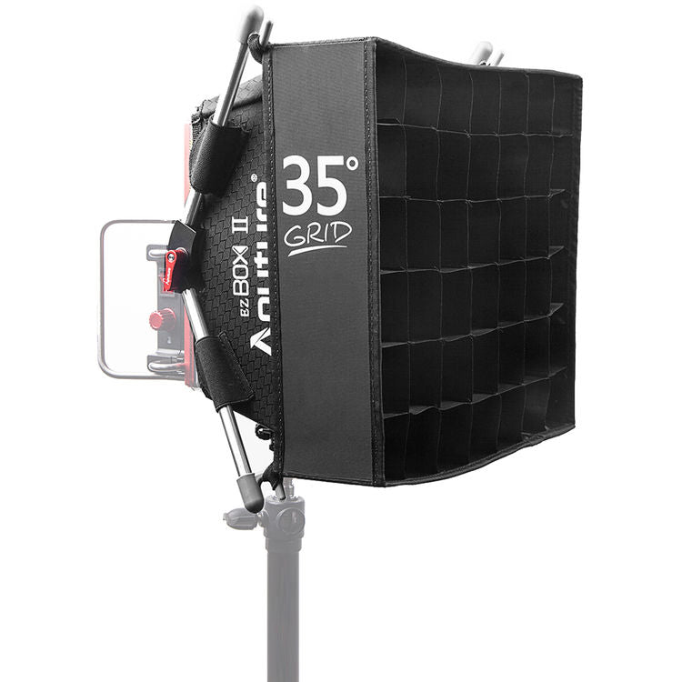 Aputure EZ Box+ II Softbox Kit voor 672 en TRi8 LED Lampen