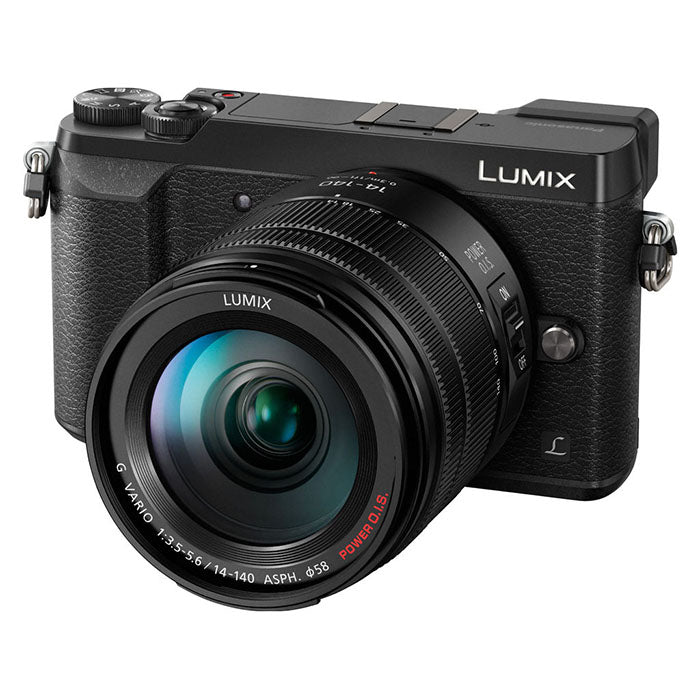 Panasonic Lumix DMC-GX80HEGK + 14-140mm / f3.6-5.6 Lens
