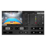 JVC Streamstar Scoreplus Software Module voor Handbal