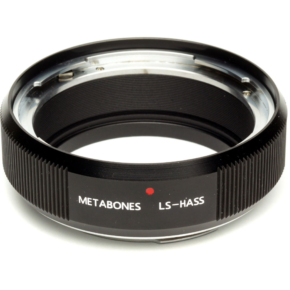 Metabones Hasselblad V Lens to Leica S Adapter