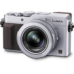 Panasonic Lumix DMC-LX100EGS Digitale Camera (Zilver)