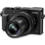 Panasonic Lumix DMC-LX100EGK Digitale Camera (Zwart)