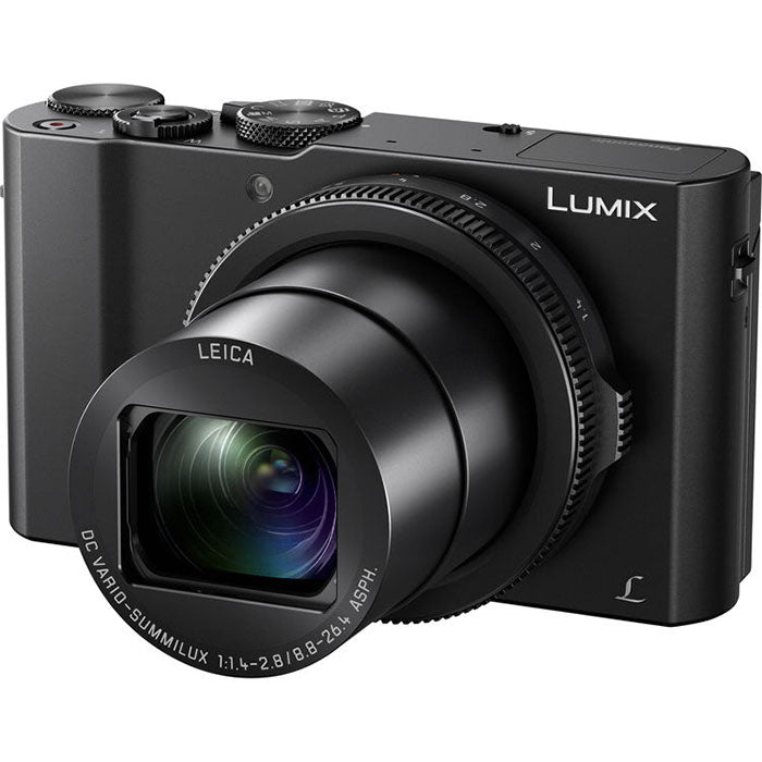 Panasonic Lumix DMC-LX15EG-K Digitale Camera