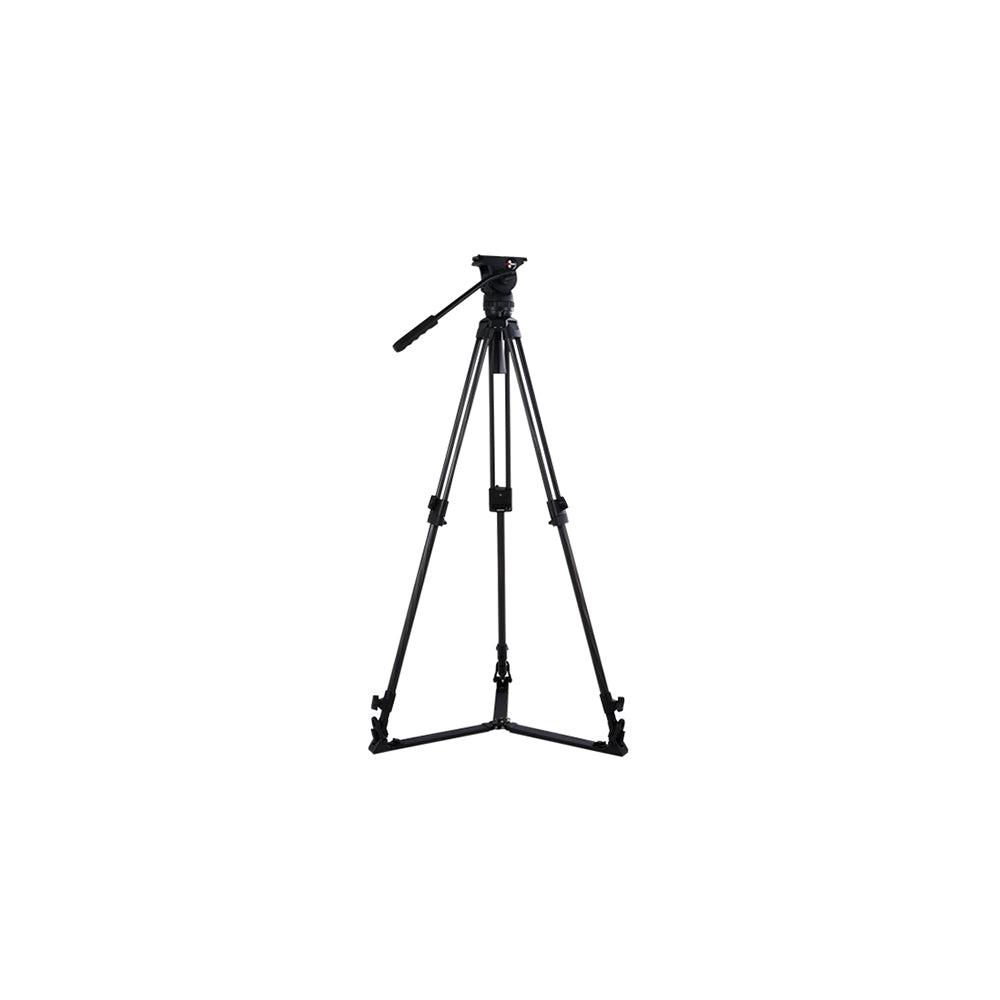 Camgear MARK 4 Carbon Fiber Tripod Systeem met Ground Spreader