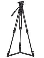Camgear Mark 4 Aluminium Tripod Systeem 75mm met Mid-level Spreader