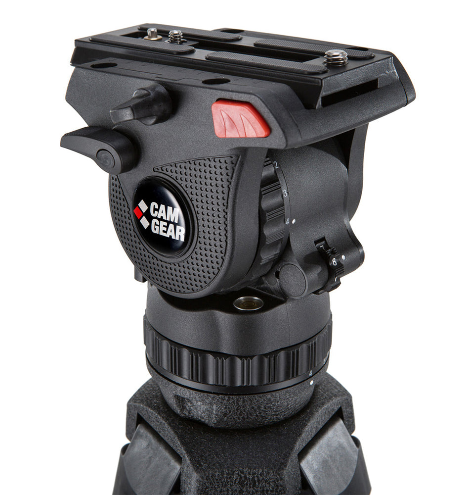 Camgear Mark 6 Fluid Head 75mm