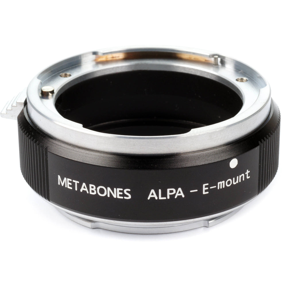 Metabones ALPA Lens to Sony NEX Adapter (E Mount)