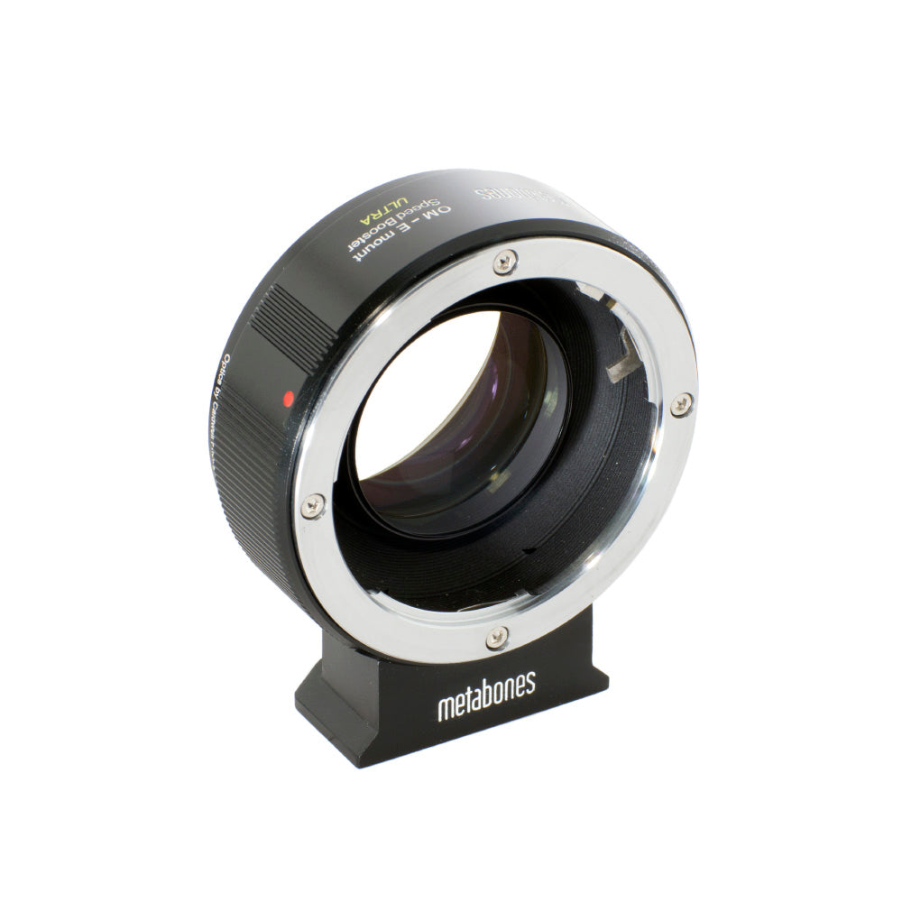Metabones Olympus OM to Sony NEX (E-Mount) Speed Booster ULTRA (0.71x)
