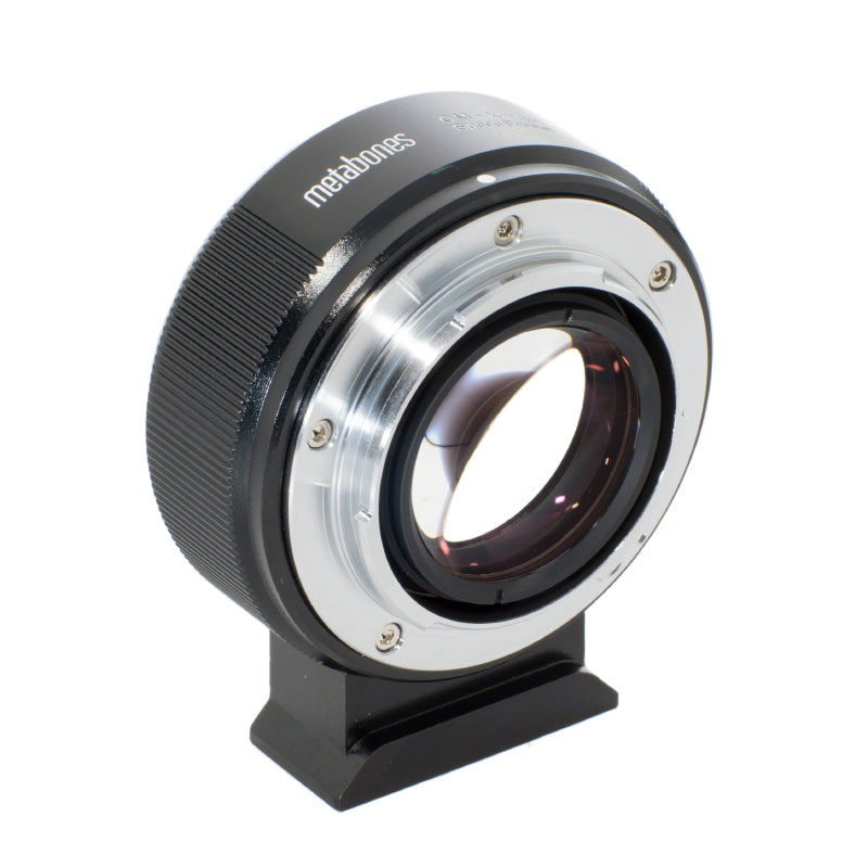 Metabones Olympus OM Lens to Fujifilm X-Mount Camera Speed Booster ULTRA (0.71x)