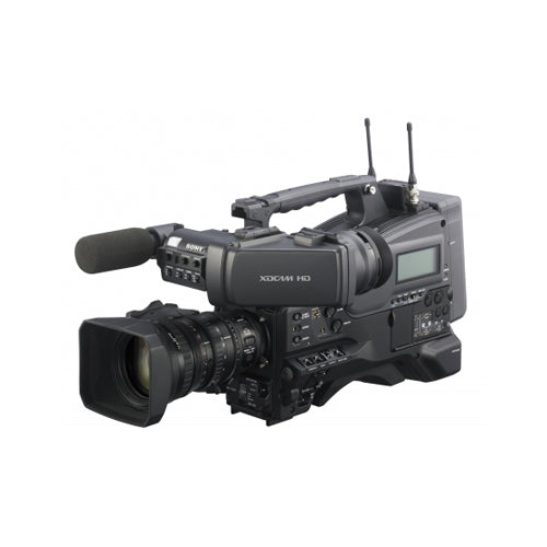 Sony PMW-400K Full HD 422 50Mbps XDCAM Camcorder Verhuur