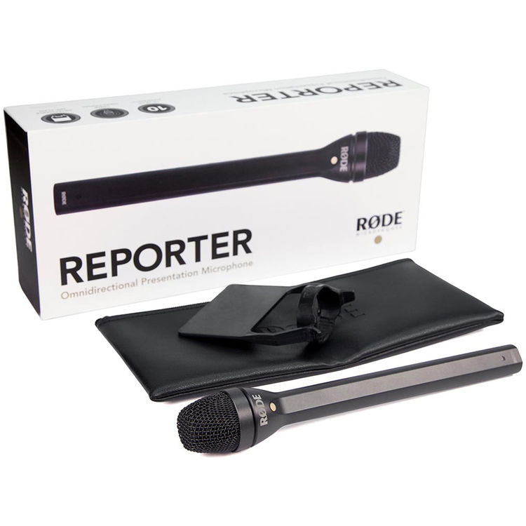 Rode Reporter Omnidirectional Interview Microphone