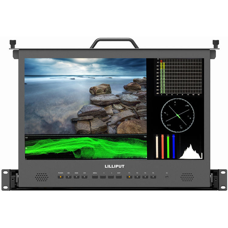 "Lilliput RM-1730S 17.3"" Full HD Rackmount Monitor"