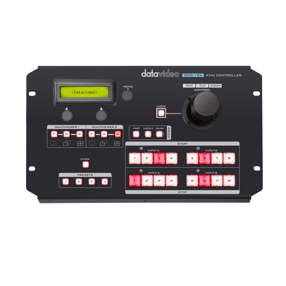 Datavideo RMC-185 Remote Control Console voor KMU-100