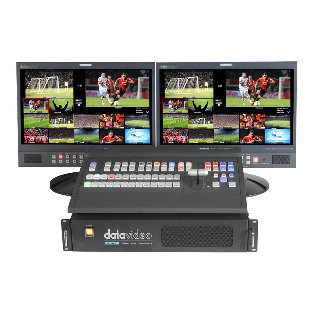 Datavideo SE-2850 HD/SD 12-Kanaals Digitale Video Switcher