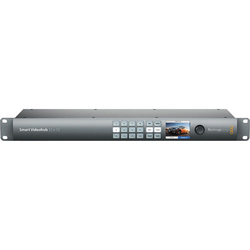 BlackMagic Design Smart Videohub 12 x 12 SDI
