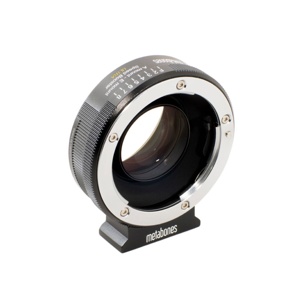 Metabones Sony A-mount to Sony NEX (E-Mount) Speed Booster ULTRA (0.71x)