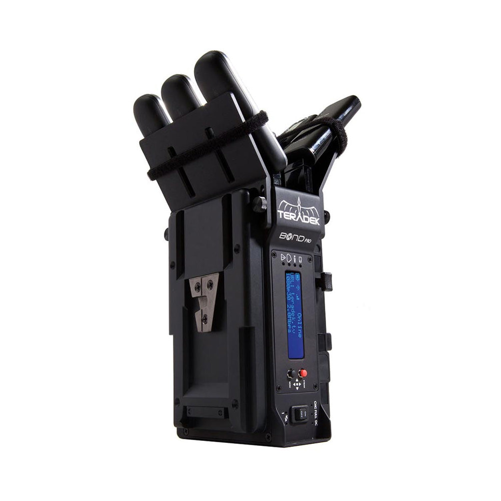 Teradek BOND Pro V-Mount Integrated HD-SDI Cellular Bonding Solution