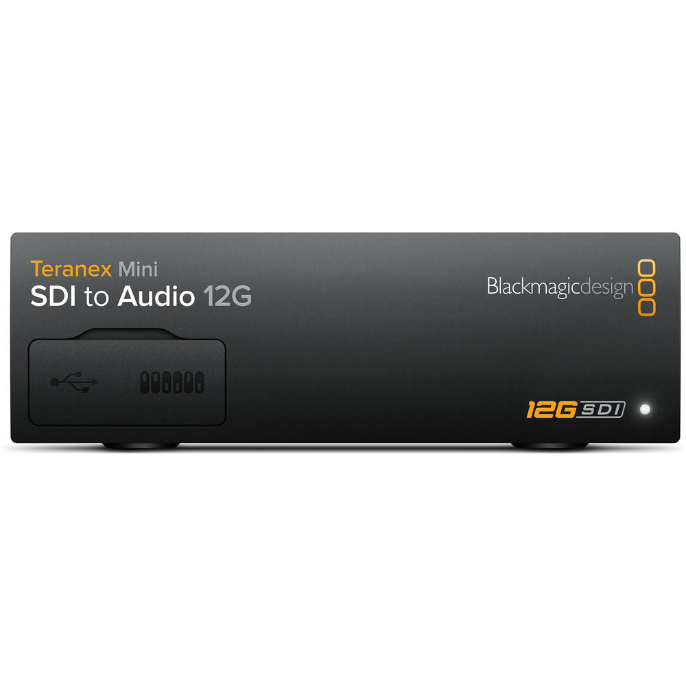 Blackmagic Design Teranex Mini SDI naar Audio 12G Converter