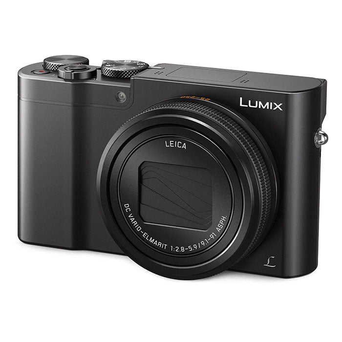 Panasonic Lumix DMC-TZ100EGK Digitale Camera