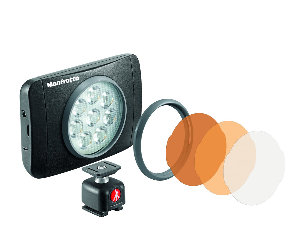 Manfrotto Lumimuse 8 On-Camera LED Light