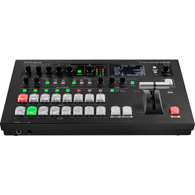 Roland V-60HD Multi-Format HD Video Switcher