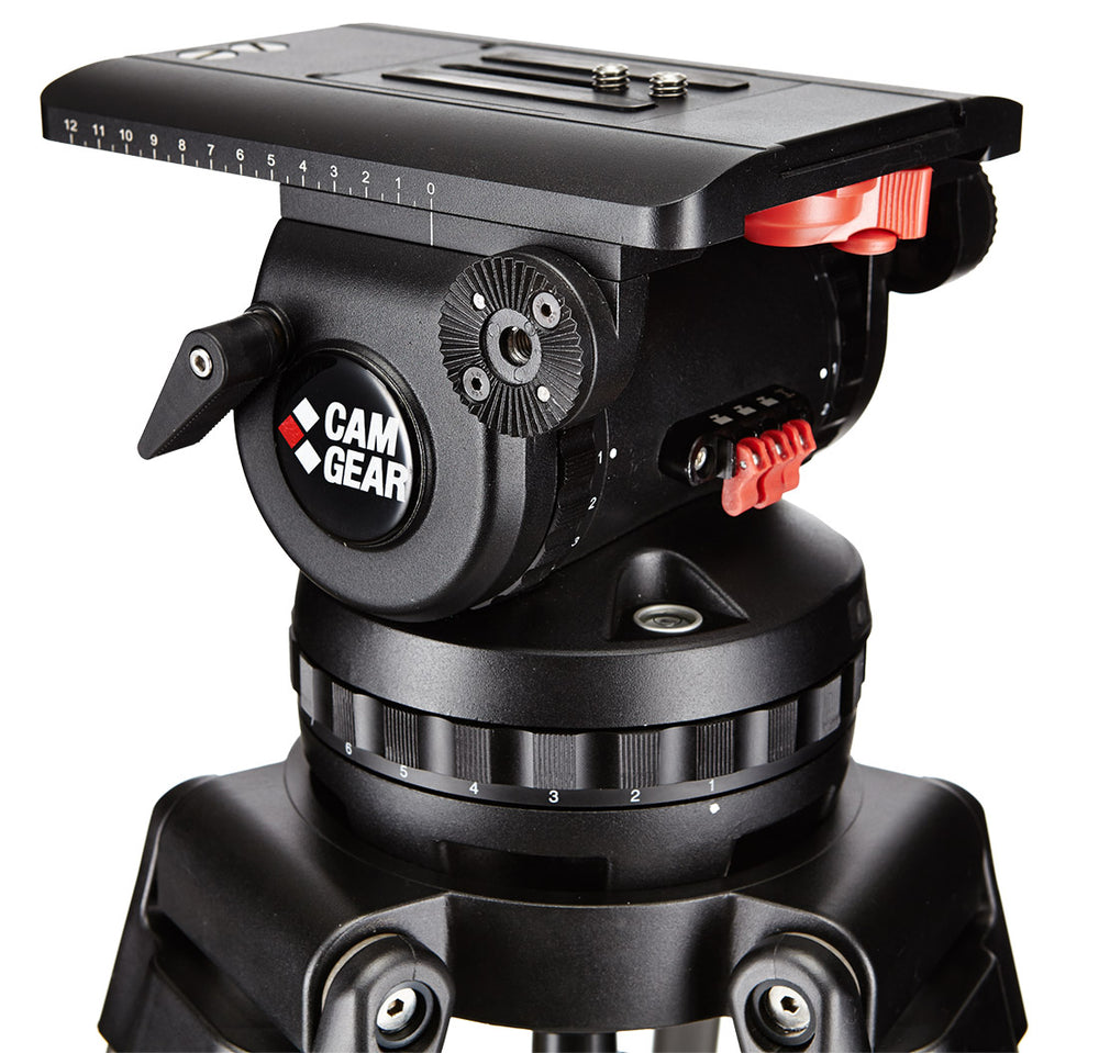 Camgear V35P Fluid Head 150mm