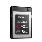 Sony XQD Memory Card 64 GB (350mb/s) incl. USB 3.0 adapter