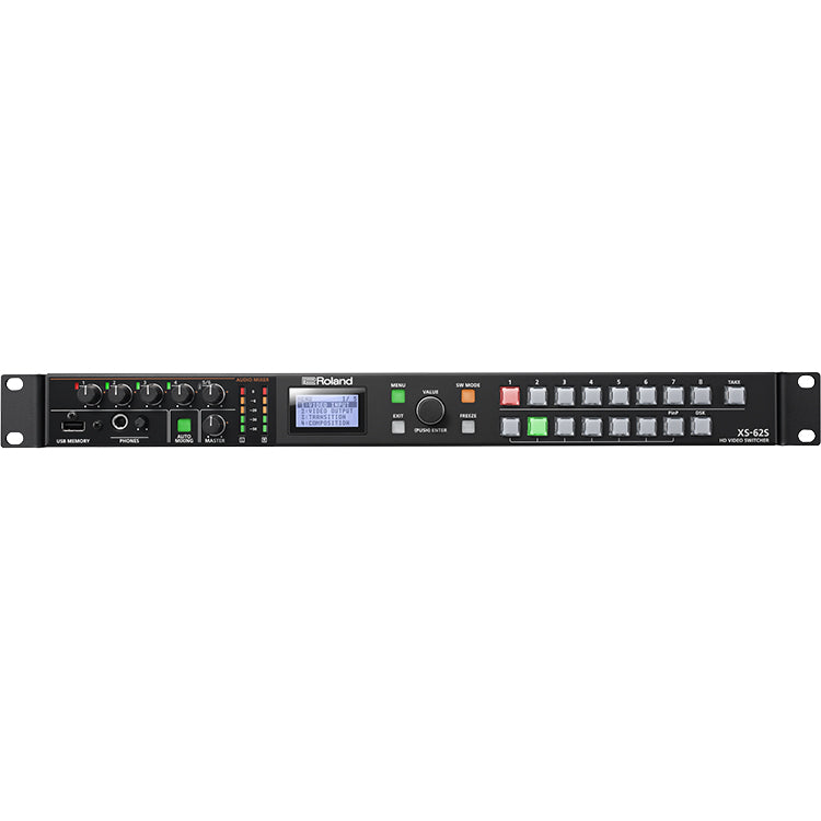 Roland XS-62S 6-Channel HD Video Switcher