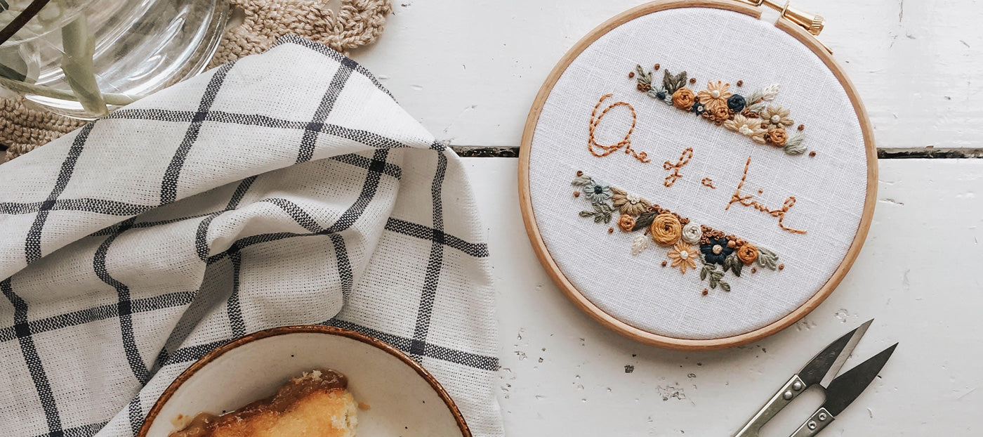 Jacinthe Hall embroidery stories by mimi & august