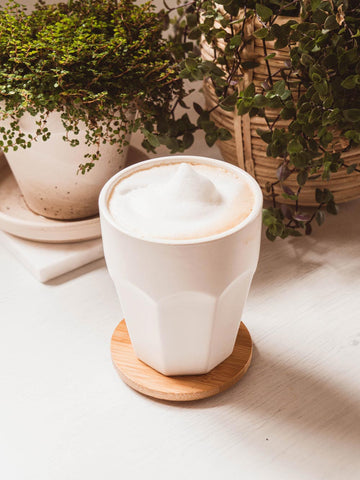 coffee mug reusable candle by mimi and august