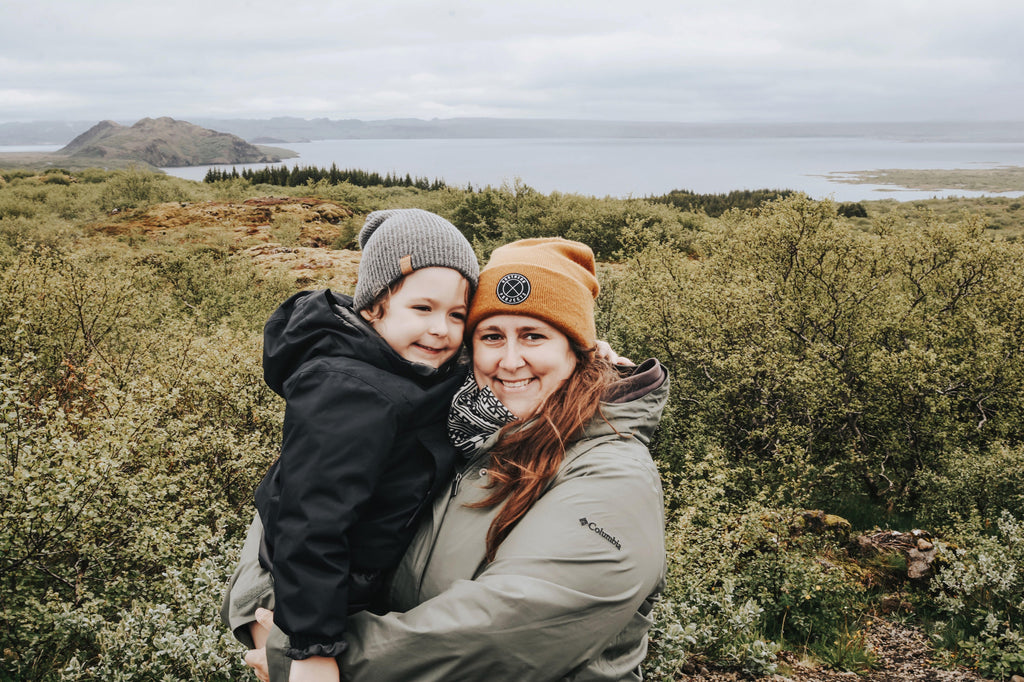 mother and son in the mountains stories by mimi & august
