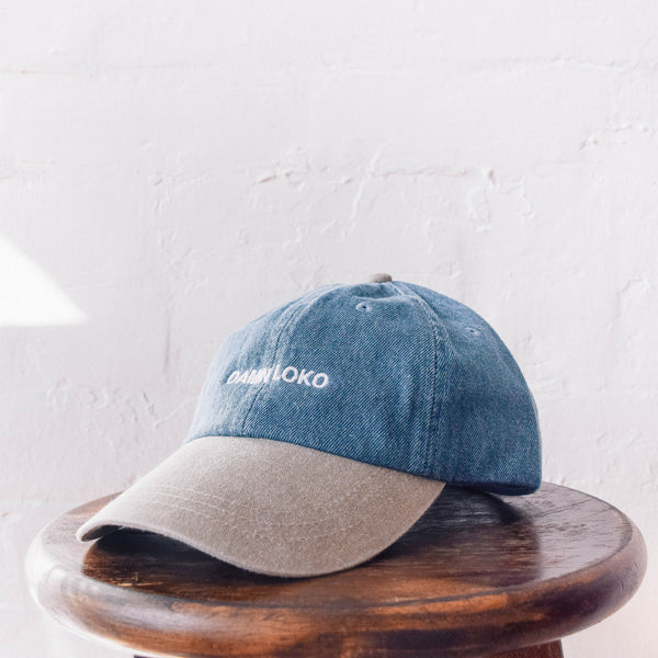 Loko Denim Cap