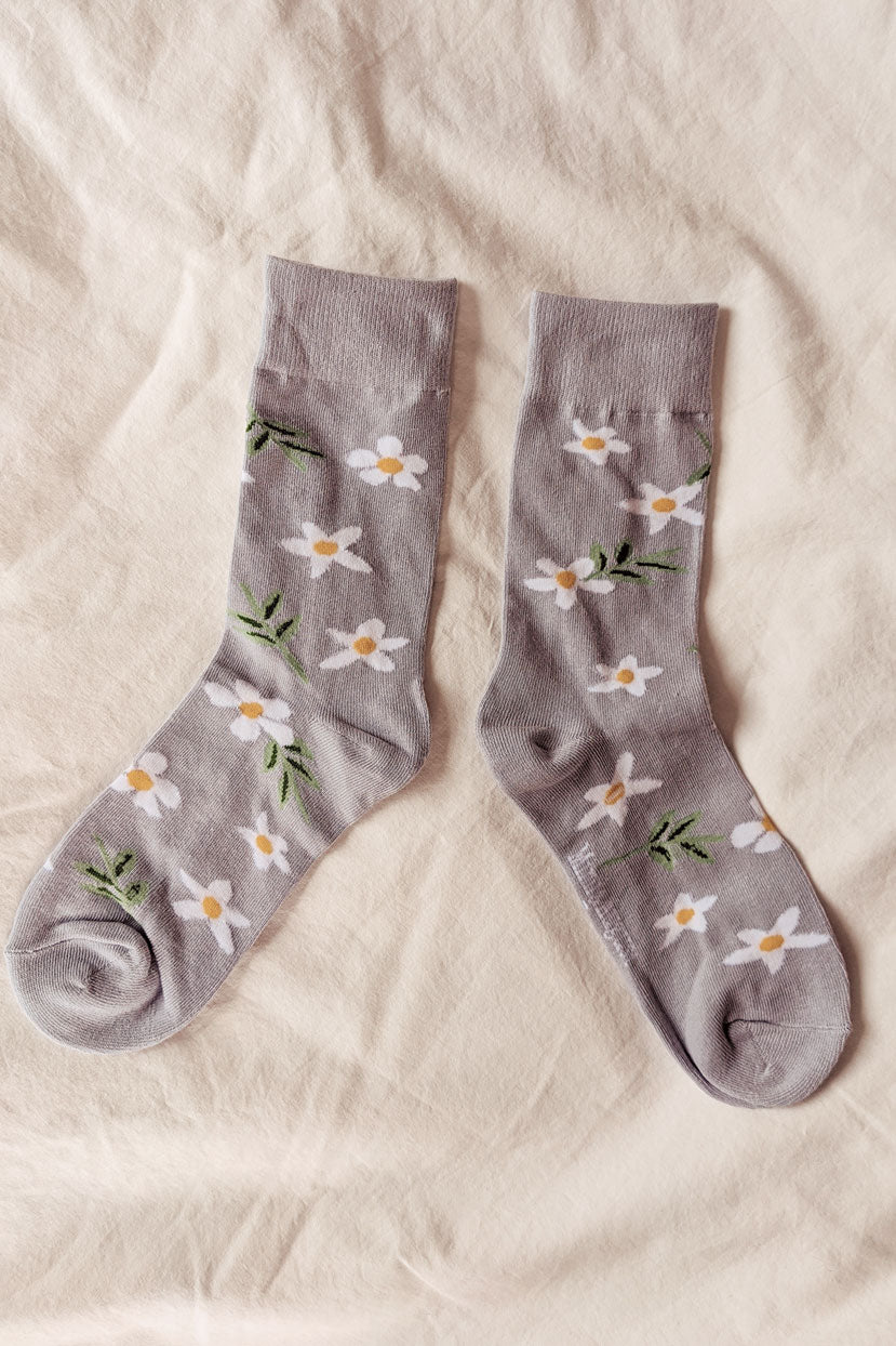 Marguerite Comfy Socks by mimi & august