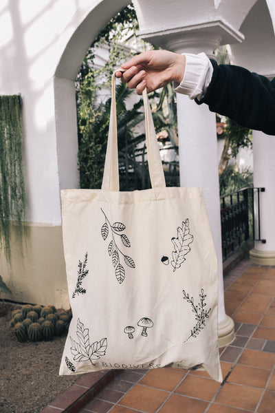 Mimi & August | Closer look at the Biodiversité tote bag
