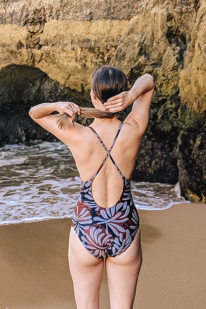 beautiful bathing suit one piece by mimi & august