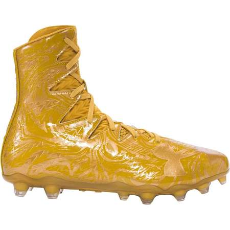 Molded Football Cleats