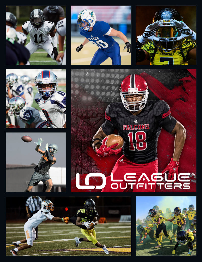 League Outfitters 2018 Football Catalog