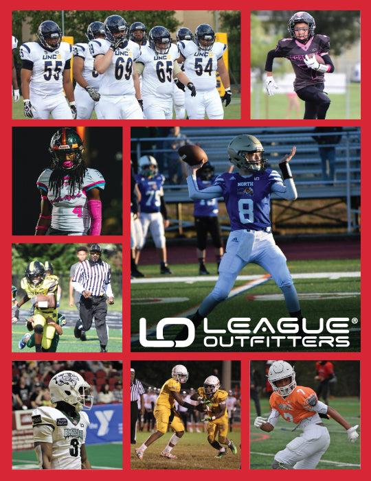 e4bf3fbb2b7 Sports Equipment, Apparel, Cleats & Uniforms - League Outfitters