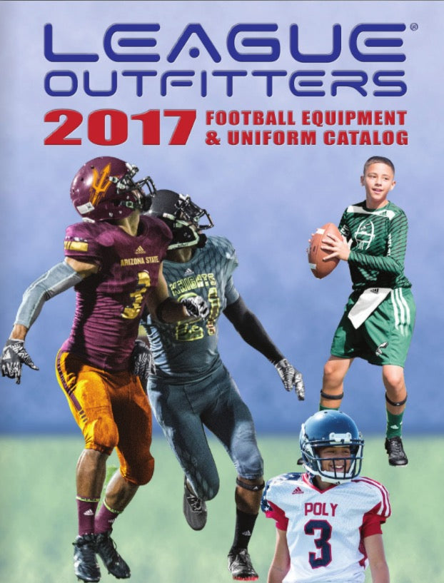 League Outfitters Football Catalog