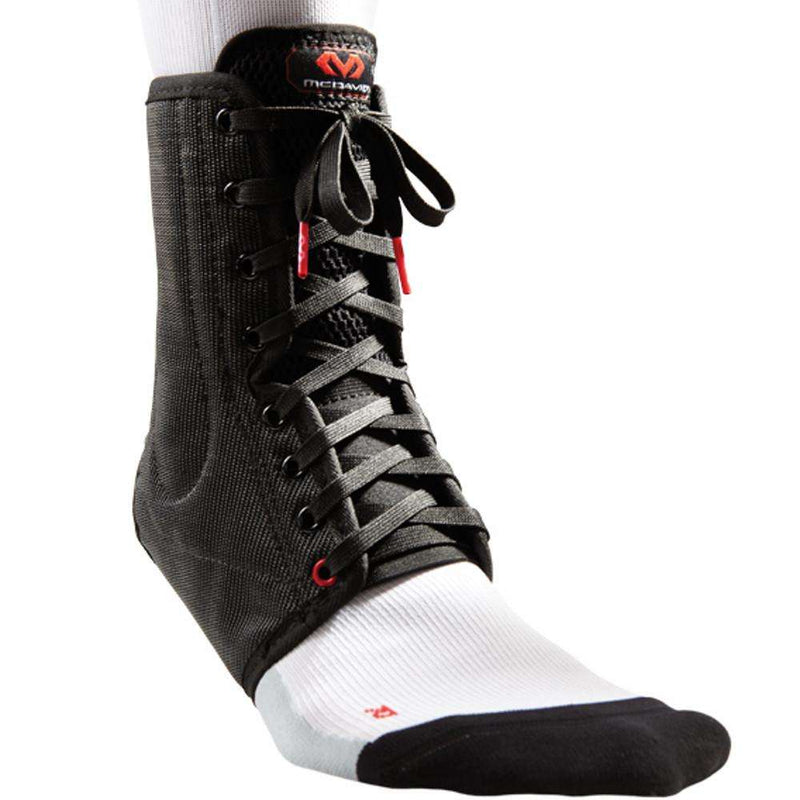McDavid Level 3 Lace Up Ankle Brace w/Stays - League Outfitters