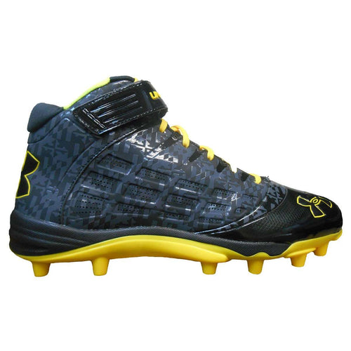 Under Armour Men's Team Fierce Com Wide Molded Football Cleat - League Outfitters