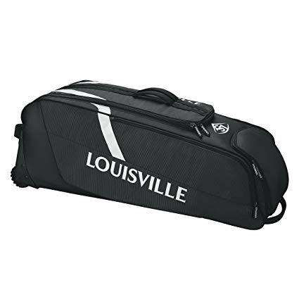 Louisville Slugger Select Rig Wheeled Bag - League Outfitters