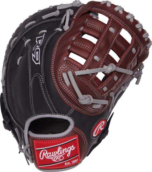 "Rawlings R9 Series 12.5"" 1st Base Baseball Mitt - League Outfitters"