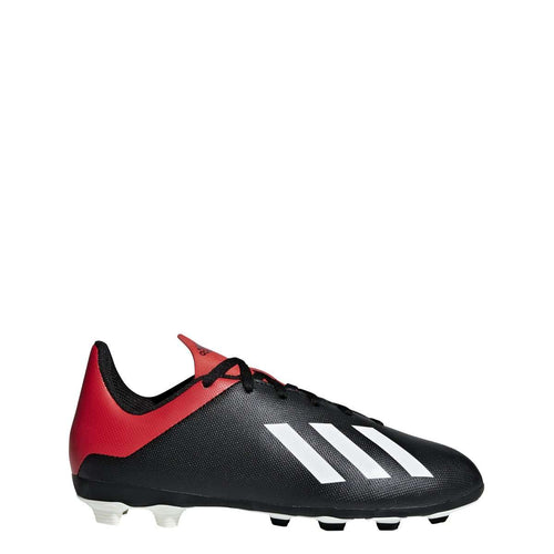 adidas X 18.4 FG Youth Soccer Cleats - League Outfitters