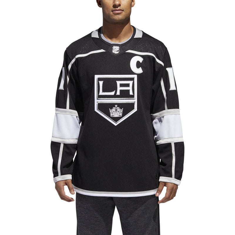 Adidas Mens Authentic Jersey NHL- Los Angeles Kings - League Outfitters